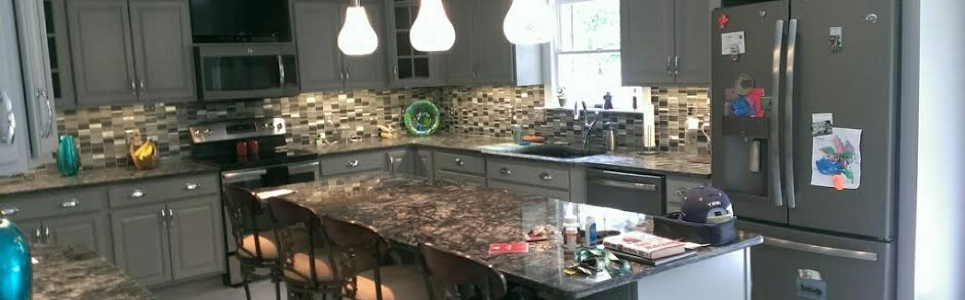 Cabinets & Counters